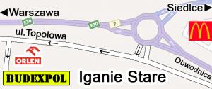 mapka dojazdu